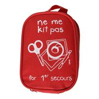 Kit premiers secours-Incidence Incidence Kit